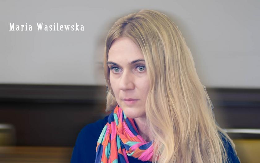 マリア・ワシレフスカヤ